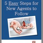 5 steps for new agents to follow